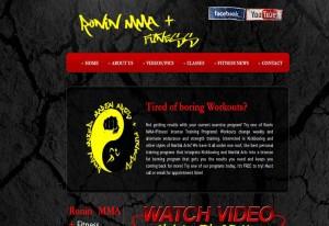Ronin MMA + Fitness